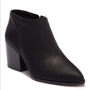 1.State Jelin Black Studded Ankle Booties Size 8.5
